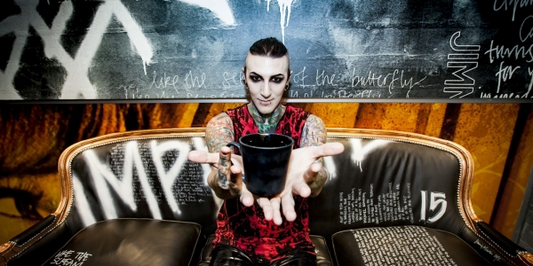 Chris Cerulli, Motionless in White