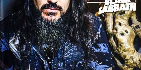 Aardschok cover story Robb Flynn