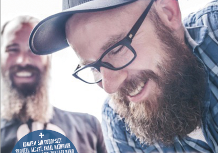 In Flames cover Close-Up Magazine