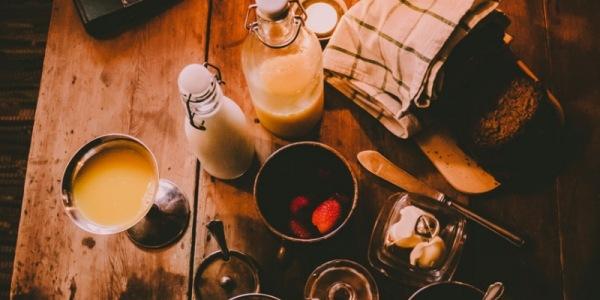 Hobbit breakfast