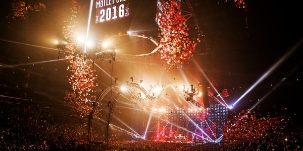 Mötley Crüe final gig at Staples Center