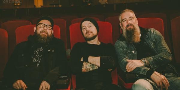 In Flames meet & greet Stockholm 2018