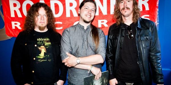 Opeth meet & greet 2014