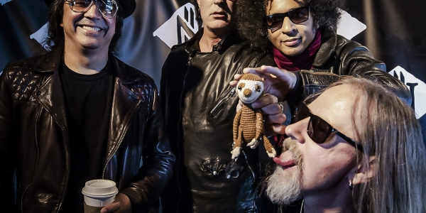 Alice in Chains meet & greet, Copenhell 2018