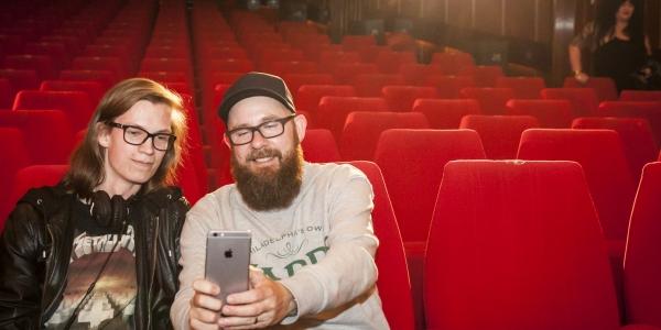In Flames meet & greet Stockholm 2016