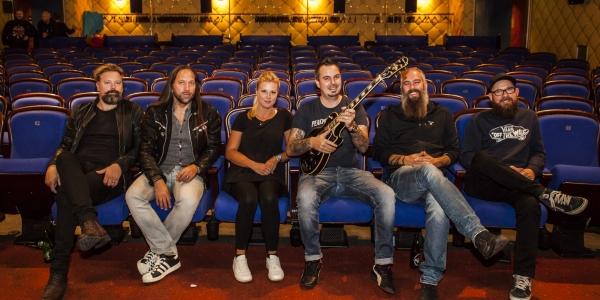 In Flames meet & greet Gotenburg 2016