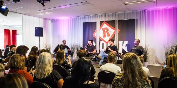 Nickelback meet & greet Rockklassiker 2017