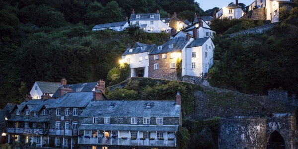 Clovelly, UK
