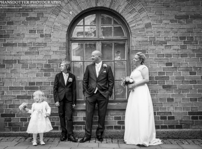 Linda & Fredrik wedding