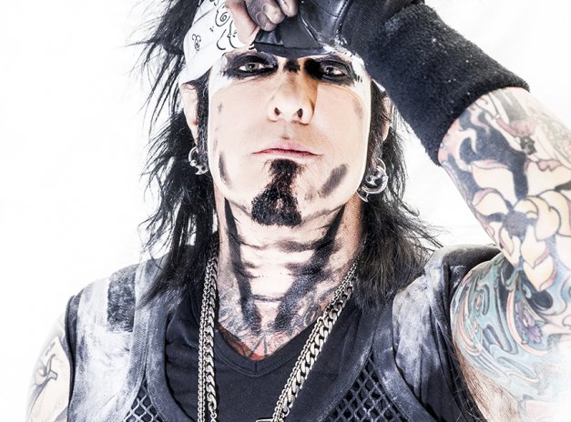 Nikki Sixx, Stephansdotter Photography