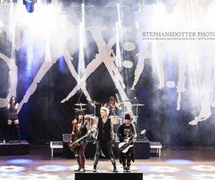 Sixx:A.M. Gröna Lund Stephansdotter Photography