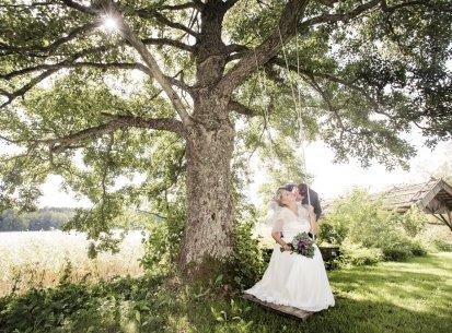 Caroline & Johan Wedding